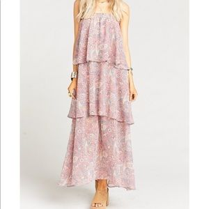 Show me your mumu Karla convertible skirt dress